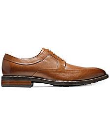 Cole Haan Men's Hartfield Apron-Toe Oxfords