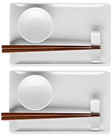 Loft 8-Pc. Sushi Set