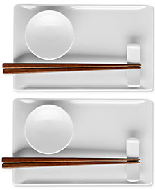 Rosenthal Loft 8-Pc. Sushi Set
