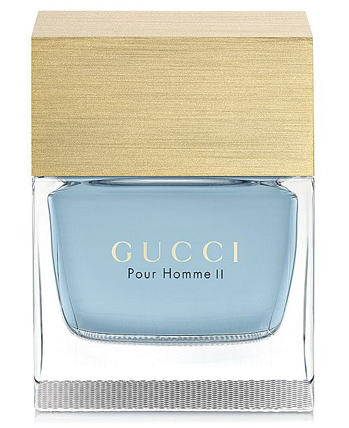 757341054ade Gucci Men s Pour Homme II Eau de Toilette Spray, 3.3 oz. - Shop All ...