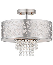 Allendale 2-Light Semi Flush