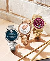 Michael Kors Access Women s Sofie Stainless Steel Bracelet Touchscreen  Smart Watches d82ec4ebc2