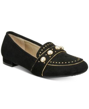 Rialto Golda Embellished Loafers Women's Shoes 5414771