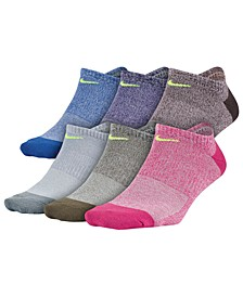 6-Pk. Performance No-Show Training Socks