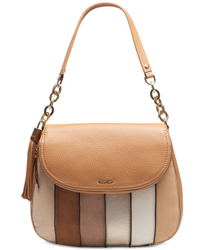 Calvin Klein Lynn Hobo Medium Shoulder Bag