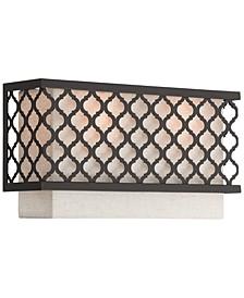 Arabesque 2-Light Wall Sconce