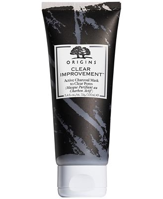 Origins Clear Improvement 174 Active Charcoal Mask To Clear