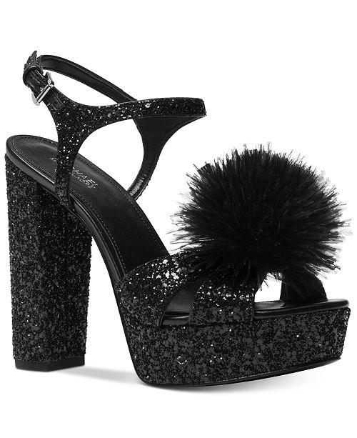 90c9577d217 Michael Kors Fara Platform Sandals   Reviews - Sandals   Flip Flops ...
