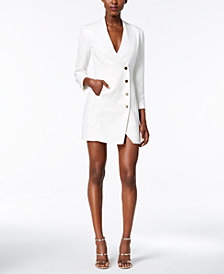 Bardot Asymmetrical Blazer Dress