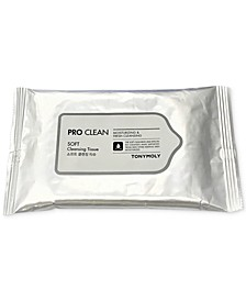 Receive a FREE 8-Pk. Pro Clean Soft Cleansing Tissue with any $35 purchase