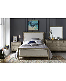 Parker Upholstered Bedroom Furniture Collection, Created for Macy's