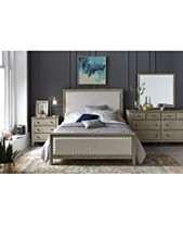 Parker Upholstered Bedroom Furniture Collection Created For Macy S