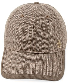Men's Herringbone Baseball Cap