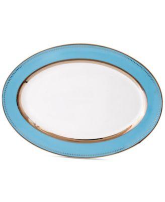Lauderdale  Oval Platter
