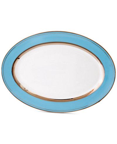 Darbie Angell Lauderdale Oval Platter