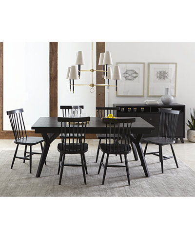 Bensen Expandable Dining Furniture Collection, Created for Macy's