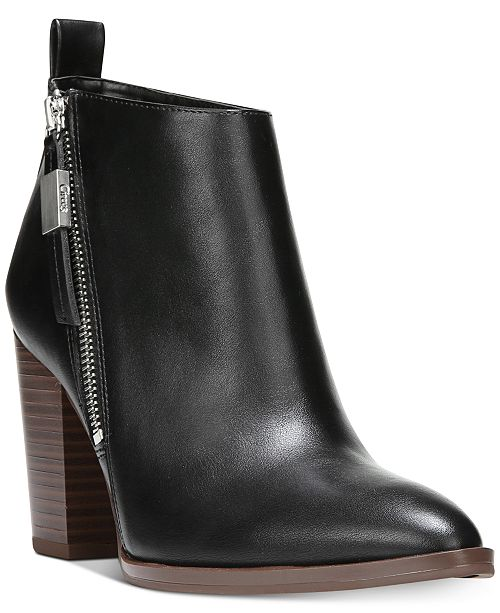 a6c40a1504d8c1 Circus by Sam Edelman Blythe Stacked-Heel Booties   Reviews ...