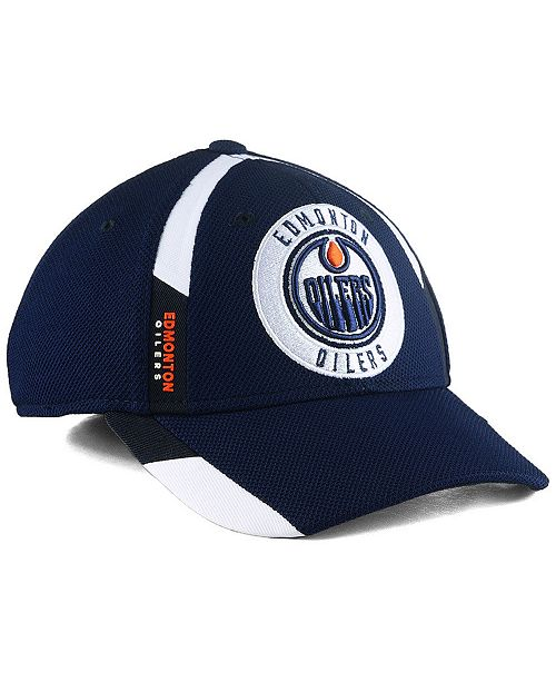 8d19591c6 adidas Edmonton Oilers Practice Jersey Hook Cap - Sports Fan Shop By ...