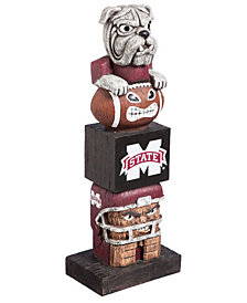 Evergreen Enterprises Mississippi State Bulldogs Tiki Totem