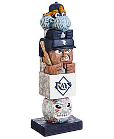 Evergreen Enterprises Tampa Bay Rays Tiki Totem