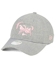 New Era Women's Cleveland Browns Custom Pink Pop 9TWENTY Cap