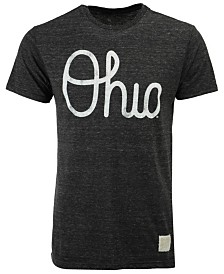 Men's Ohio State Buckeyes Logo Script T-shirt