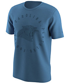 Nike Men's Carolina Panthers Color Rush Logo T-Shirt