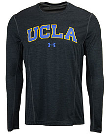 Under Armour Men's UCLA Bruins Sideline Training Long Sleeve T-Shirt