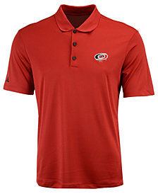 adidas Men's Carolina Hurricanes Power Play Primary Polo