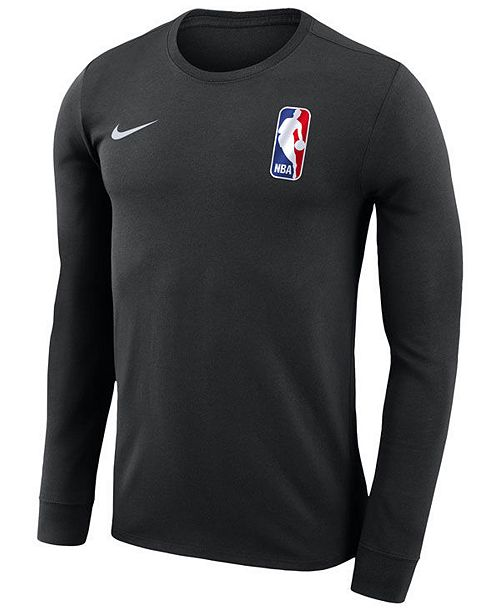 ... Nike Men s NBA League Logo Dri-FIT Team 31 Long Sleeve T-Shirt ... 9f60c10e5