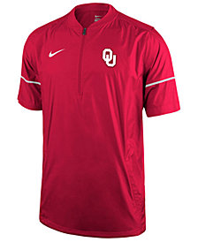 Nike Men's Oklahoma Sooners Hot Jacket