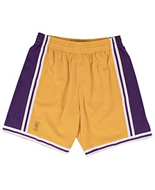 Men's Los Angeles Lakers Swingman Shorts