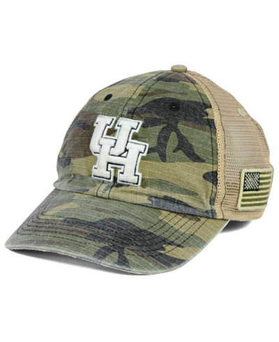 Top of the World Houston Cougars Declare Camo Cap