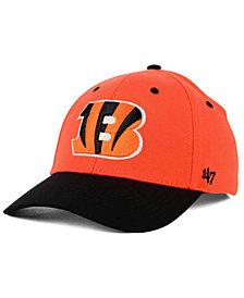 '47 Brand Cincinnati Bengals Kickoff 2-Tone Contender Cap