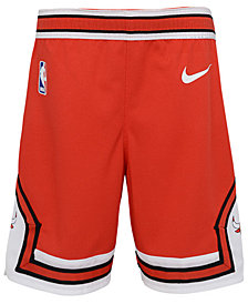Nike Chicago Bulls Icon Replica Shorts, Little Boys (4-7)