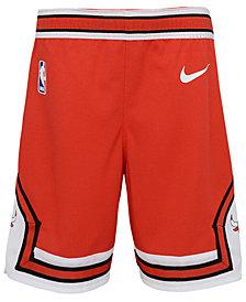 Nike Chicago Bulls Icon Replica Shorts, Little Boys (4-7)