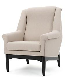 Coltan Club Chair, Quick Ship