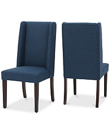 Cannen Dining Chair (Set of 2), Quick Ship