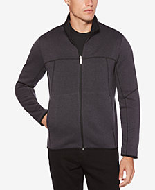 Perry Ellis Men's Full-Zip Knit Sweater