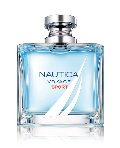 Nautica Voyage Sport Men's Eau de Toilette Spray, 3.4 oz.