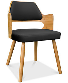 Aura Dining Chair, Quick Ship