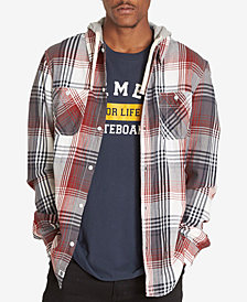 Element Men's Filson Hooded Button-Down Shirt