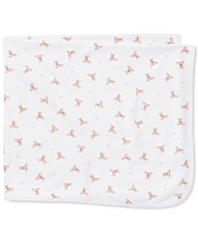 Ralph Lauren Bear Cotton Blanket, Baby Girls