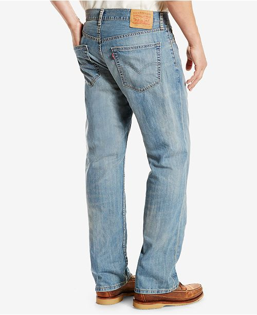 77ec76ef64f819 Levi's 559™ Relaxed Straight Fit Jeans & Reviews - Jeans - Men - Macy's
