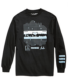 LRG Men's Astro Mirage Long-Sleeve T-Shirt