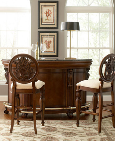 Braxton Home Bar Collection Furniture Macy 39 S