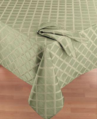 Lenox Laurel Leaf 70 Quot X 86 Quot Oval Tablecloth Table Linens