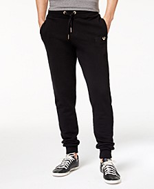 Men's Shoestring Horseshoe Joggers