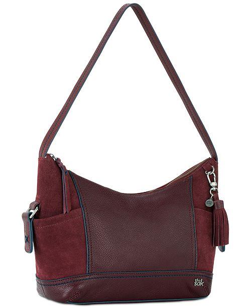 e864597893e3 The Sak Kendra Leather Hobo   Reviews - Handbags   Accessories - Macy s