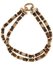 R.T. James Men's Beaded Double Strand Bracelet, Created for Macy's